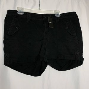 Brand New Black Torrid Shorts